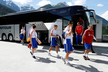 FIFA World Cup - Russia Training