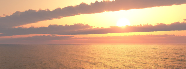 Ozean Panorama