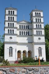 Cerkiew prawosławna w Lidzbarku Warmmińskim