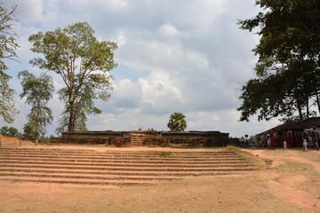カンボジアのアンコール遺跡群~スラ・スラン