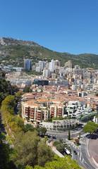 Monaco Monte Cralo city view