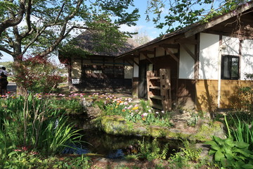Japanese old house