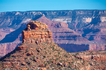 Grand Canyon scenic views