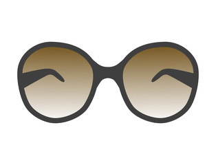 Sunglasses clip art icon