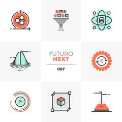 Data Science Futuro Next Icons