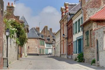 Saint Valery sur somme en Picardie