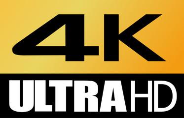 4k ultra hd vector