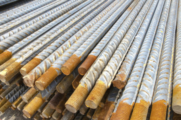 Threaded Steel Rod