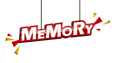 red and yellow tag memory