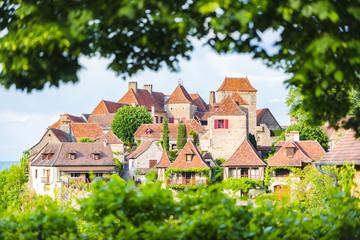 Wall Mural - Loubressac - Lot - Occitanie - Les Plus Beaux Villages de France
