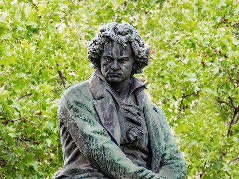 Beethoven Denkmal Wien