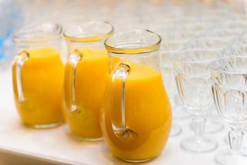 hotel breakfast drinks