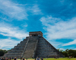 Piramide de Cuculcan