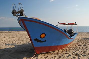Barco de S.O.S. Fototapete