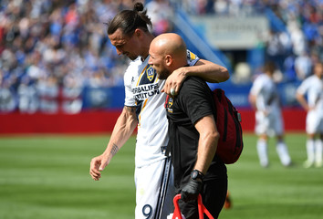 MLS: Los Angeles Galaxy at Montreal Impact