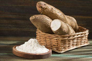 Cassava starch - Manihot esculenta