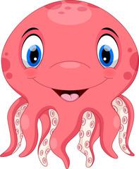 Cute octopus cartoon