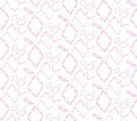 Seamless pattern, look there not here print design, seamless printing text design, next generation thing