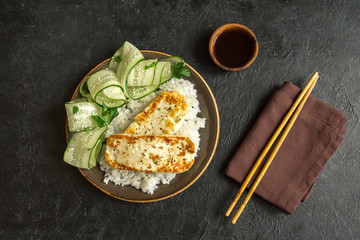 Tofu Steak