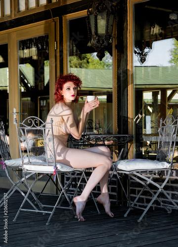 redhead modello nudo PornHub Redbone