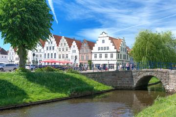 Friedrichstadt in Schleswig-Holstein - 8856