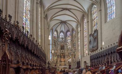 Dom Erfurt Innen
