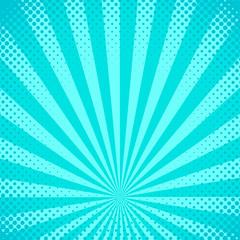 Fotobehang Pop Art Abstract halftone background vector illustration