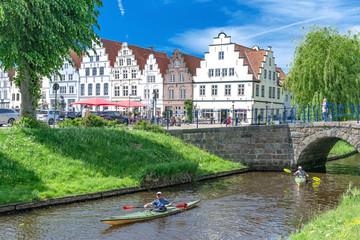Friedrichstadt in Schleswig-Holstein  |  8866