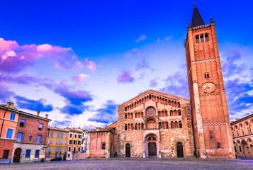 Fotomurales - Duomo di Parma, Parma, Italy - Emilia Romagna