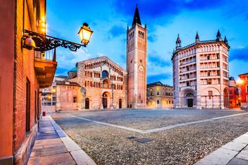 Fotomurales - Duomo di Parma, Parma, Italy
