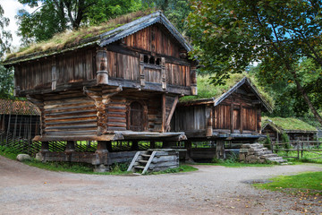 Ancient Famstead from Telemark