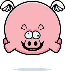 Crazy Cartoon Hippo