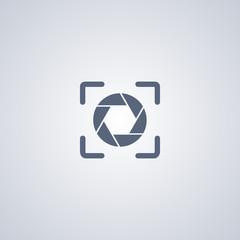 Focus icon, Focal icon