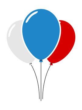 flat air balloon