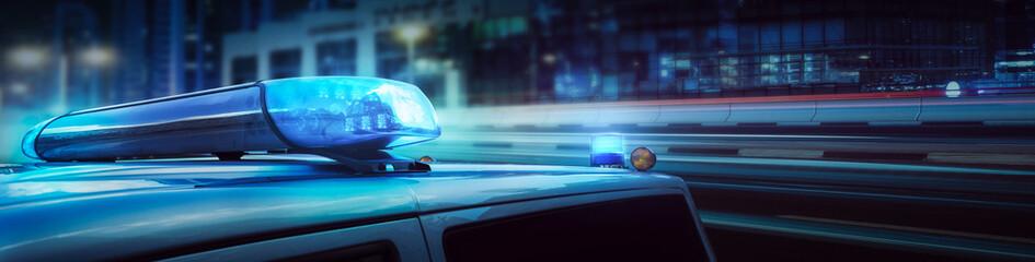 Polizei - Hintergrund - Banner