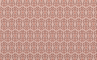 Wallpapers with a pattern for your desktop