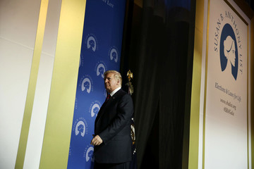 U.S. President Donald Trump speaks at the Susan B. Anthony List 11th Annual Campaign for Life Gala