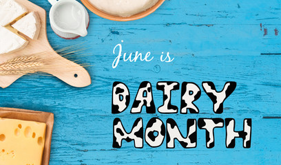 World Milk Day and June Dairy Month