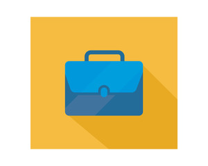 bag satchel business company office corporate image vector icon logo
