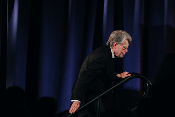 Author and honoree Stephen King at the PEN America Literary Gala in New York