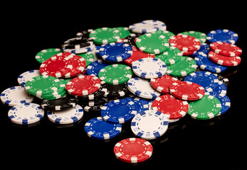 chips are waiting for you to collect your winnings