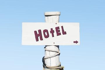 Schild 330 - Hotel