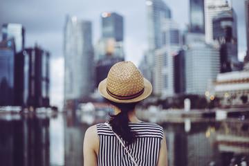 Foto op Aluminium Aziatische Plekken シンガポールの風景