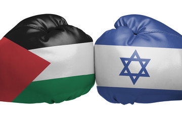 Confrontation between Israel and State of Palestine