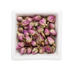 French rose tea