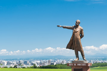クラーク博士像 / 札幌観光のイメージ