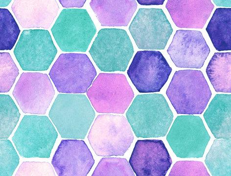 Hexagon pattern