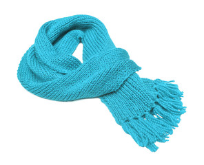 Warm winter scarf.