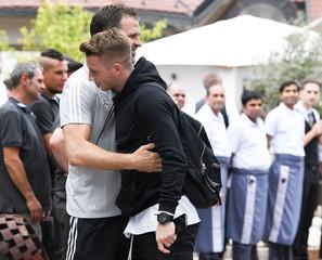 FIFA World Cup - Germany Training