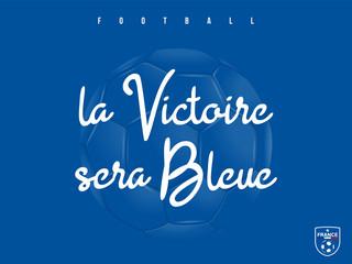 FOOTBALL - FRANCE - VICTOIRE